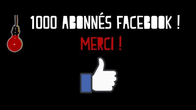 LEON NEIMAD : 1000 abonnés Facebook