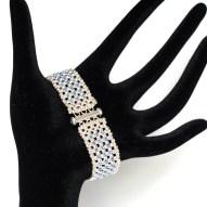 Bracelet Blue Elegance By Leonor Heleno Designs (4)