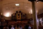 Tabernacle, interior