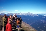 From Whistlers Mountain