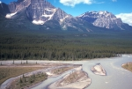 Along the Athabasca River