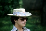 Peter with hat in June 79