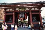 Asakusa Kannon Temple in Tokyo