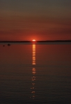 Sunrise at Hull's Cove