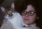 Peter w. cat Feb '71 oos