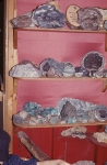 Rock shop at N.S.B.