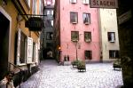 Old town - Stockholm, 73/07/20
