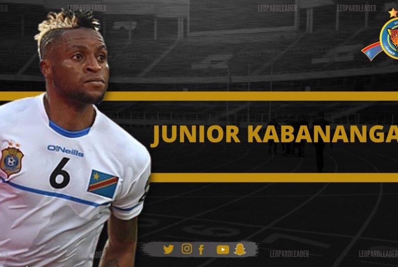 CAF : Junior Kabananga dans l'histoire !