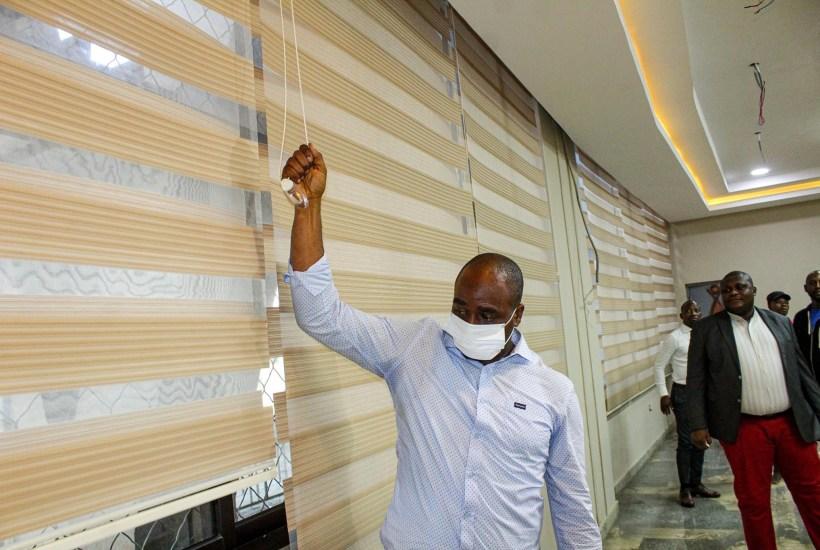 Des améliorations au Stade des Martyrs de Kinshasa ?