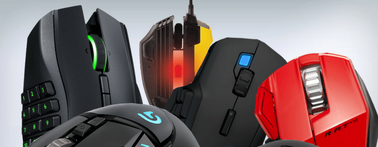 Best Gaming Mouse 2018 (Updated) – Reviews & Buyer's Guide