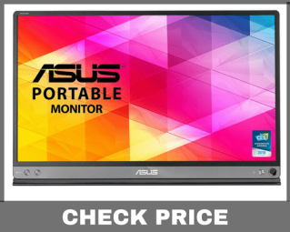 usb powered portable monitors
