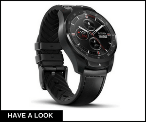 TicWatch Pro | best smartwatches