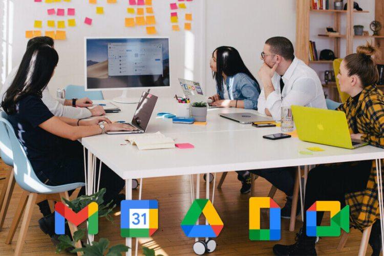 curso de herramientas de google workspace leo parra