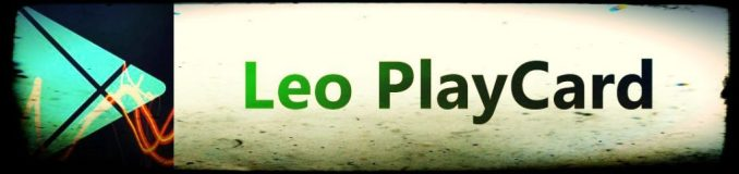 Image result for Leo Play Card