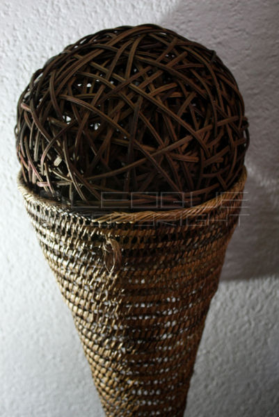 Abaca Amp Nito Accent Balls Leoque Collection One Look