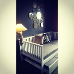 Kids Foam Chair Red Plastic Outdoor Chairs Condo Bed, White Daybed With Pullout Bed : Leoque Collection – One Look, ...