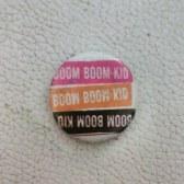 Pin Boom Boom Kid