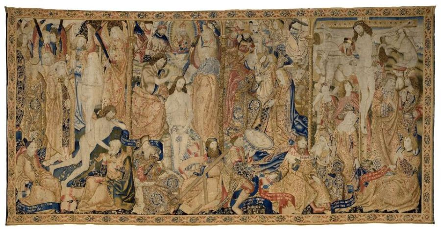 First_Four_Articles_of_the_Creed_tapestry