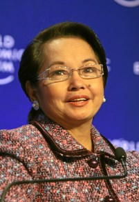 DAVOS-KLOSTERS/SWITZERLAND, 31JAN09 - Gloria Macapagal Arroyo, President of the Philippines, captured during the 'Rebooting the Global Economy' Session at the Annual Meeting 2009 of the World Economic Forum in Davos, Switzerland, January 31, 2009. Copyright by World Economic Forum swiss-image.ch/