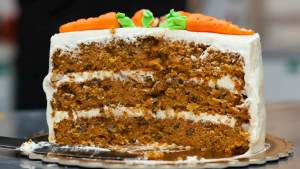 Leo's Carrot Cake With Cream Cheese 1 - Leo's-Carrot-Cake-With-Cream-Cheese