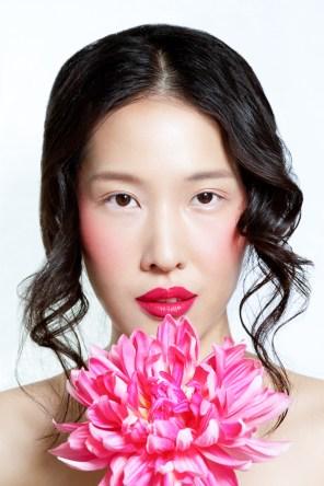 Model: Miku Hashimoto, Hair and makeup: Phongsatorn Kalapakdee