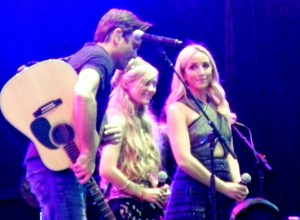Charles Esten Clare Bowen Ashley Monroe