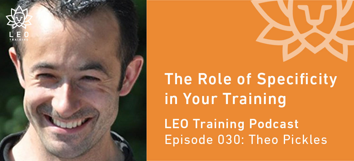 LT 030 | Theo Pickles – The role of specificity in training