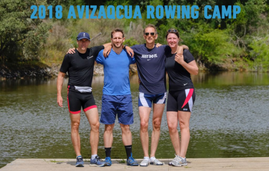 Recap of 2018 Avizaqcua Rowing Camp
