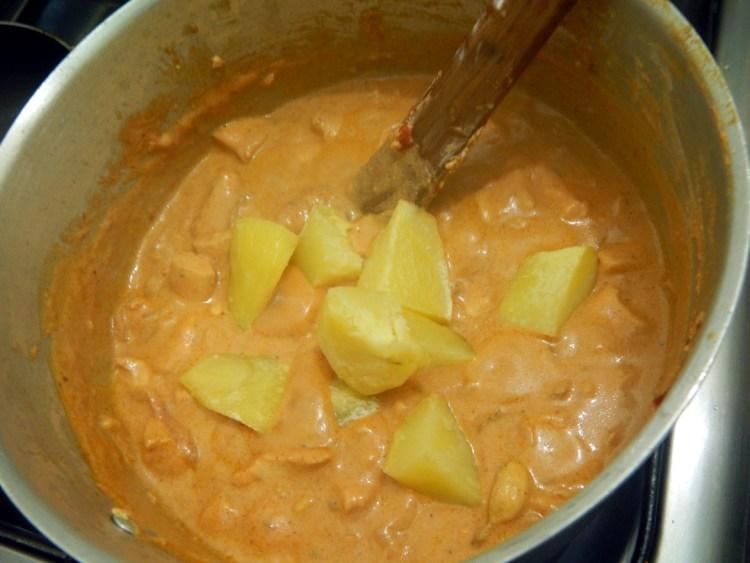 potatoes in