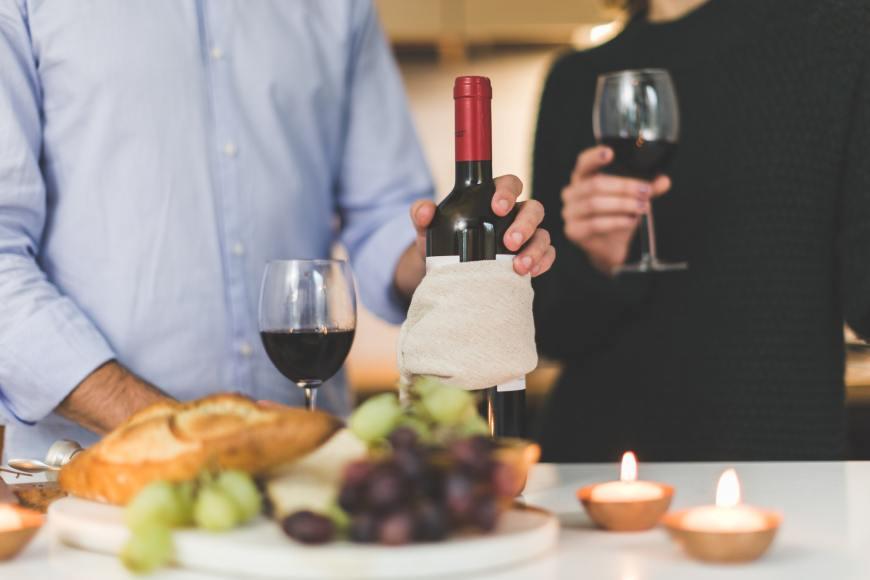 mets vins accompagnement veau