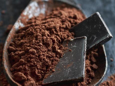 chocolat noir poudre sucre bio pour 100g
