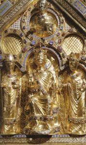 Aachen 021, Urna de Carlomagno