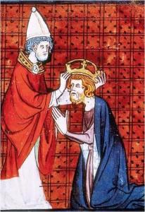 Carlos Magno, coroacao