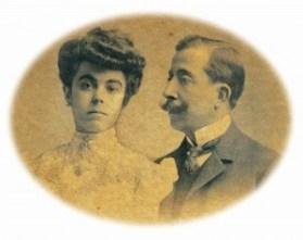 Lucilia Ribeiro dos Santos e João Paulo Corrêa de Oliveira, pais de Dr. Plinio