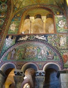 Ravenna, igreja de San Vitale