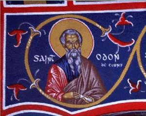 Santo Odon, abade de Cluny 2
