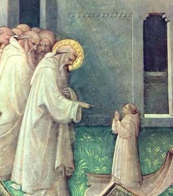 sao-bento-ressuscita-crianca-do-convento-morta-em-acidente-lorenzo-monaco