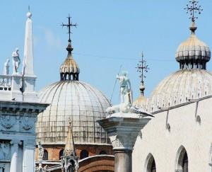 Veneza, cupula de San Marco