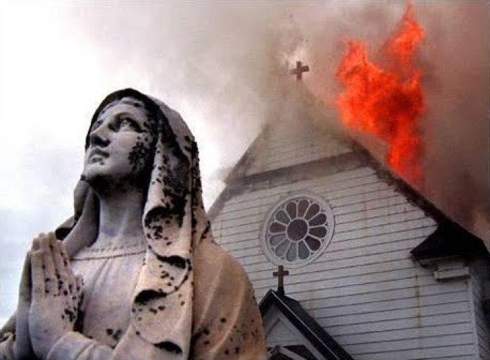 burning-church