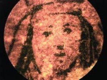 Imagem na pedra
