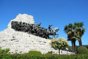Monumento da batalha de Castelfidardo