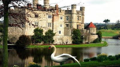 Castelo de Leeds, Kent, Inglaterra