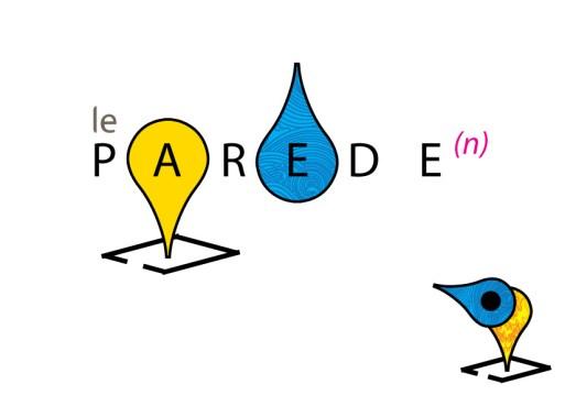 Dessin vectoriel du logo du Parédé