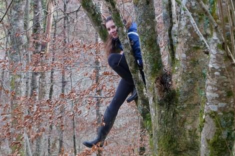 Une elfe des bois...