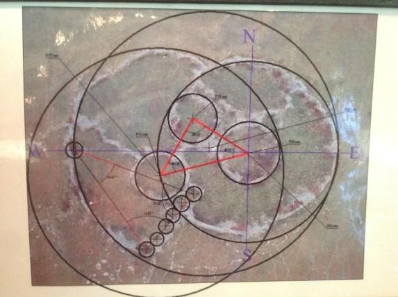 Autre vue... géométrie sacrée