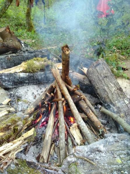 Dernier feu avant la dernière pluie