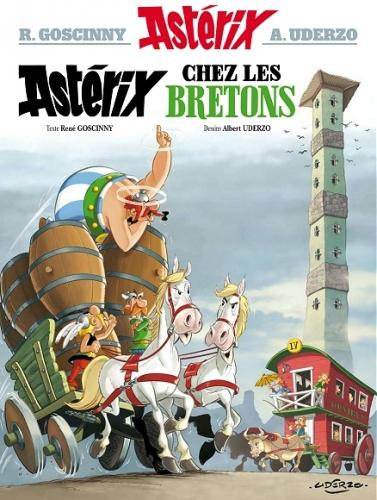 Astérix Et Obélix Chez Les Bretons : astérix, obélix, bretons, Astérix,, Astérix, Bretons, René, Goscinny, Albert, Uderzo, Parfum, Manga, Berugi