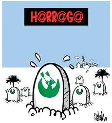 Caricature Islem, Le Temps d'Algérie | 16/11/2014
