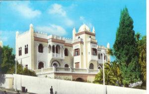 Villa Sesini siège de la torture leparia
