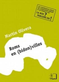 Martin Olivera Roms en bidonville Leparia